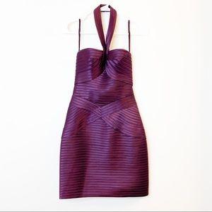 BCBG NWT Purple Dress